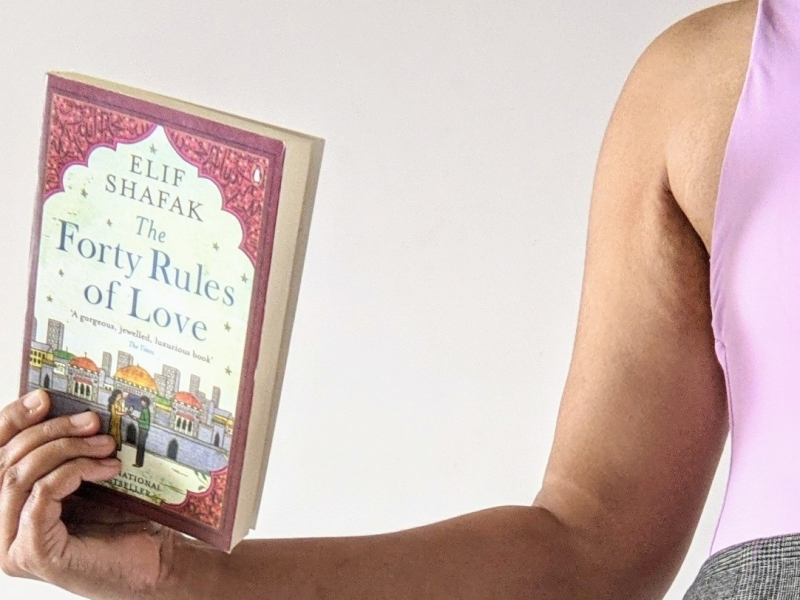 The Forty Rules of Love by Eli Shafak